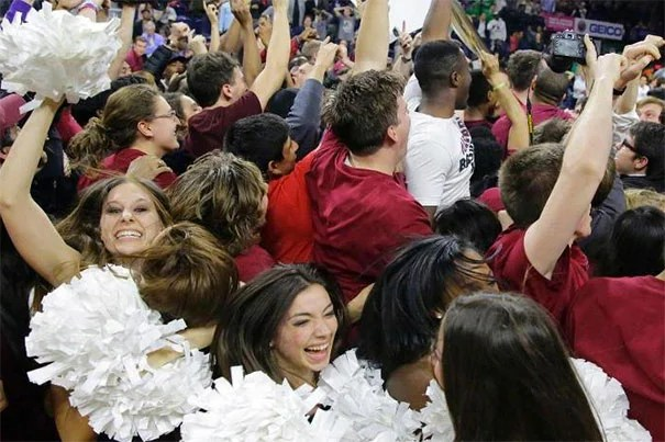 Harvard defeated Yale Saturday afternoon, 53-51, in a one-game playoff to decide the Ivy League's automatic bid to the NCAA tournament. Harvard (22-7, 11-3) will now await its tournament fate when the brackets are revealed Sunday at 6 p.m. during the CBS Selection Show.