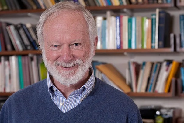 """Over the course of Professor Richard """"Rick"""" John O'Connell's career he attracted and mentored his students, graduate students, and students of students who went on to become university deans, teachers, and leaders in the scientific and academic worlds."""