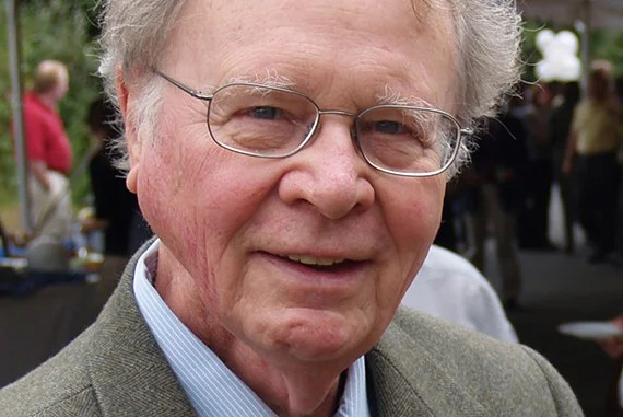 Wally Broecker, September 2006Photo Credit:  Ken Kostel