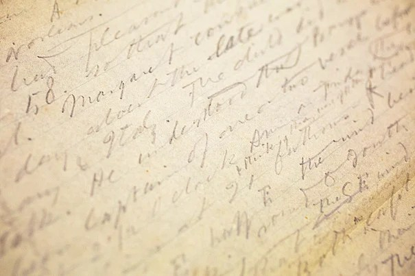 Harvard's Houghton Library has acquired Henry David Thoreau's notes from the scene of the shipwreck that killed social reformer and writer Margaret Fuller.