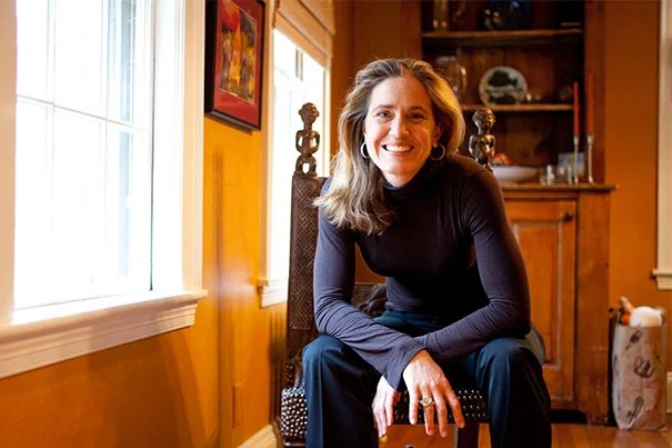 """I could not be more proud to serve as the inaugural Oppenheimer Faculty Director,"" said Caroline Elkins. ""The Center for African Studies aims to be the pre-eminent center for the study and teaching of Africa in the world, and the Oppenheimers' generous support and pioneering vision has been an essential part of that process."""