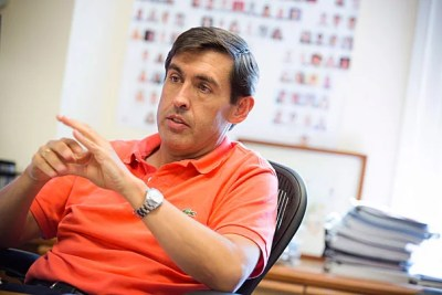 George E. Bates Professor at Harvard Business School Luis Viceira spoke with the Gazette about the importance of Harvard's endowment — and university endowments in general — in creating an enduring institution that will benefit not just today's students, but generations of them to come.