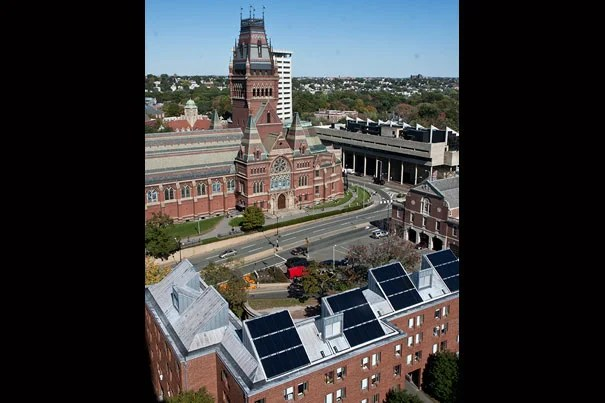 The Climate Change Solutions Fund was launched last year with $1 million from the office of President Drew Faust, who challenged alumni and friends to assist in raising $20 million for the fund as one pillar of a broader campaign to support the energy and environment.