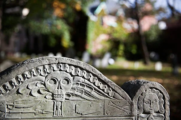 Cambridge's Old Burying Ground is the final resting place of Harvard presidents and paupers alike, and has centuries of tales to tell.