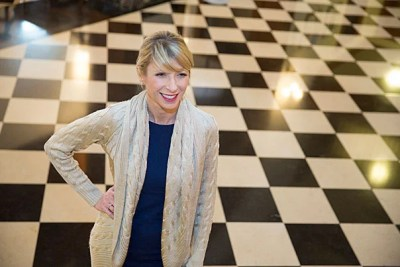 """""""Our body language, which is often based on prejudices, shapes the body language of the people we're interacting with,"""" says social psychologist and author Amy Cuddy of Harvard Business School. """"If we expect others to perform poorly, we adopt body language that is off-putting and discouraging. Naturally, people take the hint and respond as expected — poorly."""" Kris Snibbe/Harvard Staff Photographer"""
