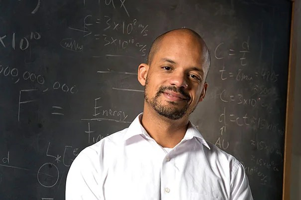 harvard professor john johnson pictured is one of two recipients of the fannie cox