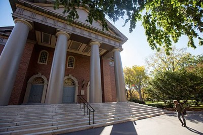 Memorial Church will undergo extensive renovation work beginning this summer, including updates to the building's infrastructure and the addition of more common spaces.