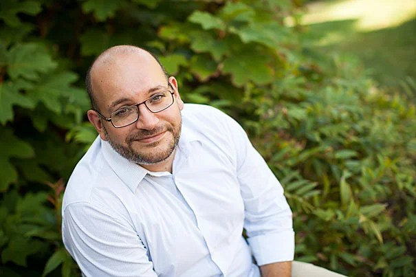 Washington Post reporter Jason Rezaian and his wife, reporter Yeganeh Salehi, were arrested in 2014 by Iranian police. Rezaian was held prisoner on espionage charges for 545 days before US negotiated release in January 2016.