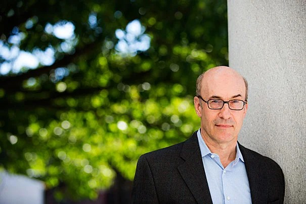 """In his latest book, """"The Curse of Cash,"""" Ken Rogoff, the Thomas D. Cabot Professor of Public Policy as well as a professor of economics, argues that eliminating big bills could stymie black markets and crack down on tax evasion."""