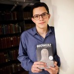"Charles Hyman '18 is an English and history double concentrator on track to become a scholar of the Old English classic ""Beowulf,"" his obsession since childhood."