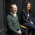 The new Harvard Data Science Initiative, led by co-directors David C. Parkes (left), George F. Colony Professor of Computer Science, and Francesca Dominici, senior associate dean for research at the Harvard Chan School, will unite efforts across the University to enable the development of cross-disciplinary methodologies  and discovery of new applications.