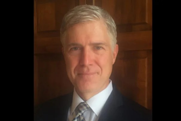 President Trump announced the nomination of Neil M. Gorsuch, a 1991 graduate of Harvard Law School.