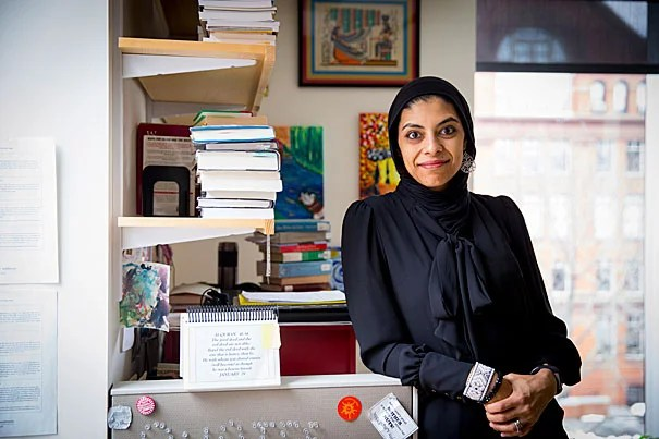 Harvard Horizons Scholar Nancy Khalil is studying the professionalization process for imams in the U.S., finding tremendous diversity in how they are educated and how they are appointed.