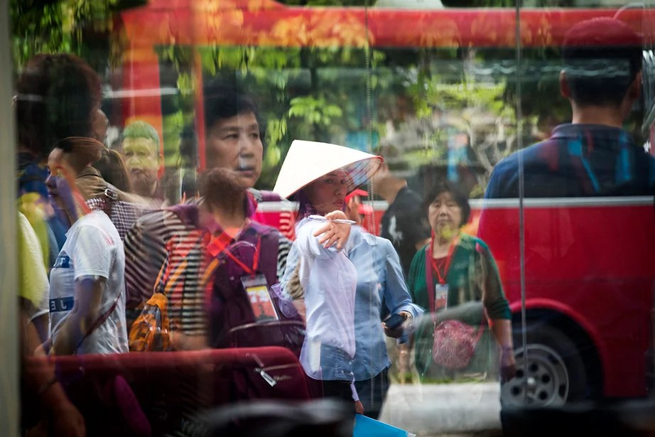 Visitors travel from around the world to visit the Vietnam Military History Museum in Hanoi.