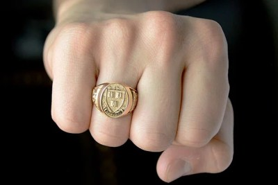 """Matthew DeShaw '18: """"Seeing my ring for the first time was more meaningful than I had anticipated. For the first time, I started to reflect on the fact that my remaining time at Harvard is limited, with graduation in just one year."""""""