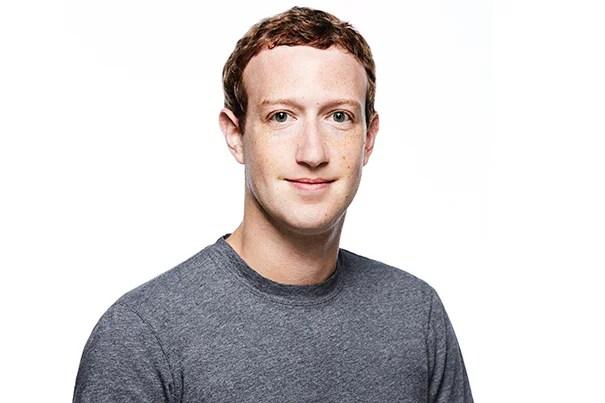 Campus Community Zuckerberg Named Commencement Speaker