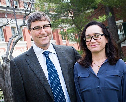 Sean Kelly and Cheryl Chen (pictured) have been named faculty deans of Dunster House. L. Mahadevan and  Amala Mahadevan have been named Mather House's faculty deans.