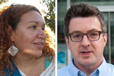Lorgia García Peña and David Cox, both assistant professors with the Faculty of Arts and Sciences, have each won a 2017 Roslyn Abramson Award for excellence in undergraduate teaching.