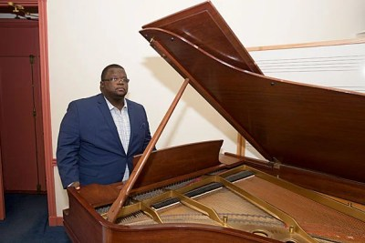 Braxton Shelley is the Stanley A. Marks and William H. Marks Assistant Professor at the Radcliffe Institute, and assistant professor of music in the Harvard Faculty of Arts and Sciences.