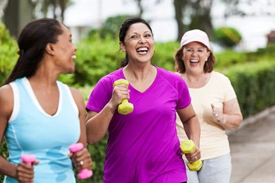 Based on better tracking methods, researchers found that women who exercise reduce their risk of death by 60-70 percent, much larger than previously estimated from self-report studies.