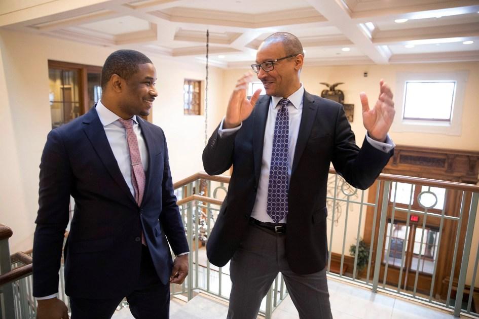 Harvard scholars discuss King's legacy as a political philosopher