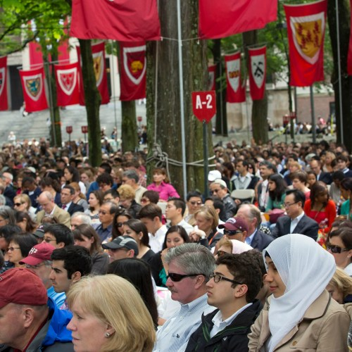 Harvard Commencement