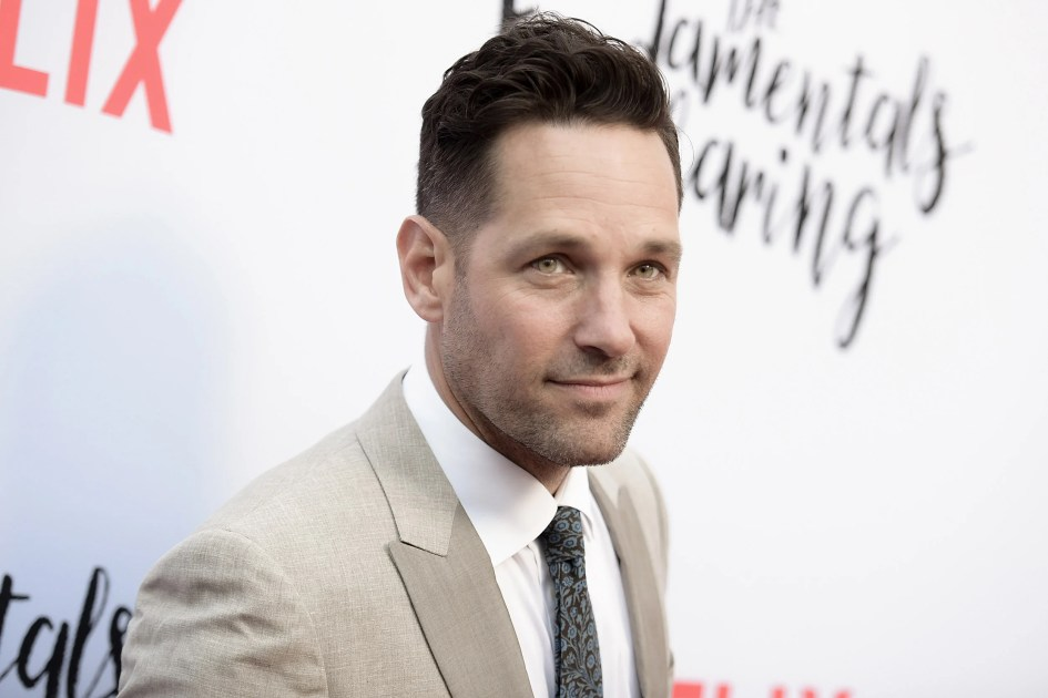 Hasty Pudding names Paul Rudd its 2018 Man of the Year