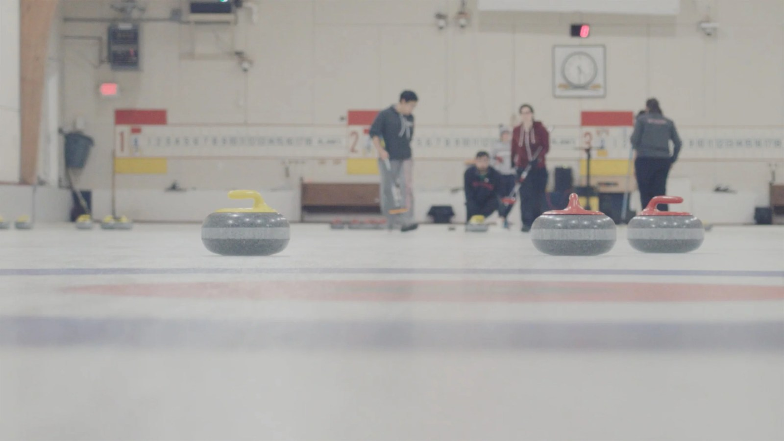 Brooms at the ready, Harvard's curling team takes to the ...