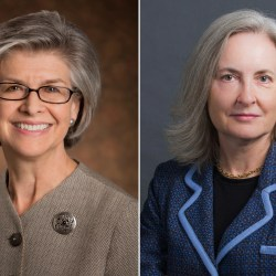 2 named to lead Harvard Board of Overseers