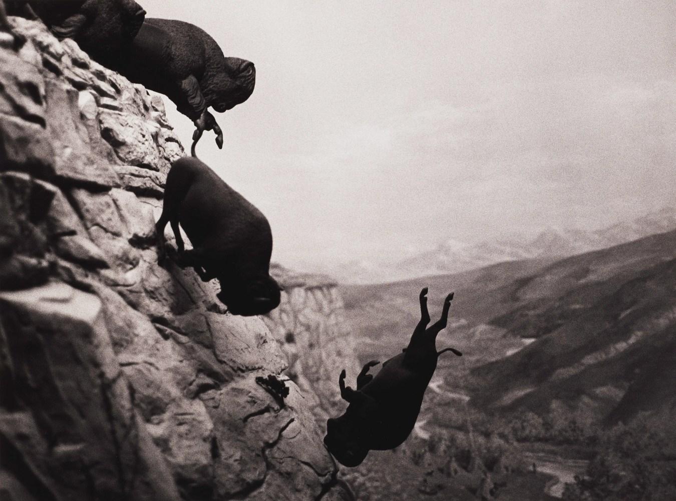 David Wojnarowicz, Untitled (Buffalo), 1988–89.
