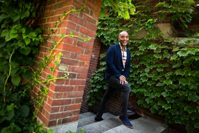 Professor Robert Reid-Pharr is the first full professor to join the Studies of Women, Gender, and Sexuality program at Harvard.