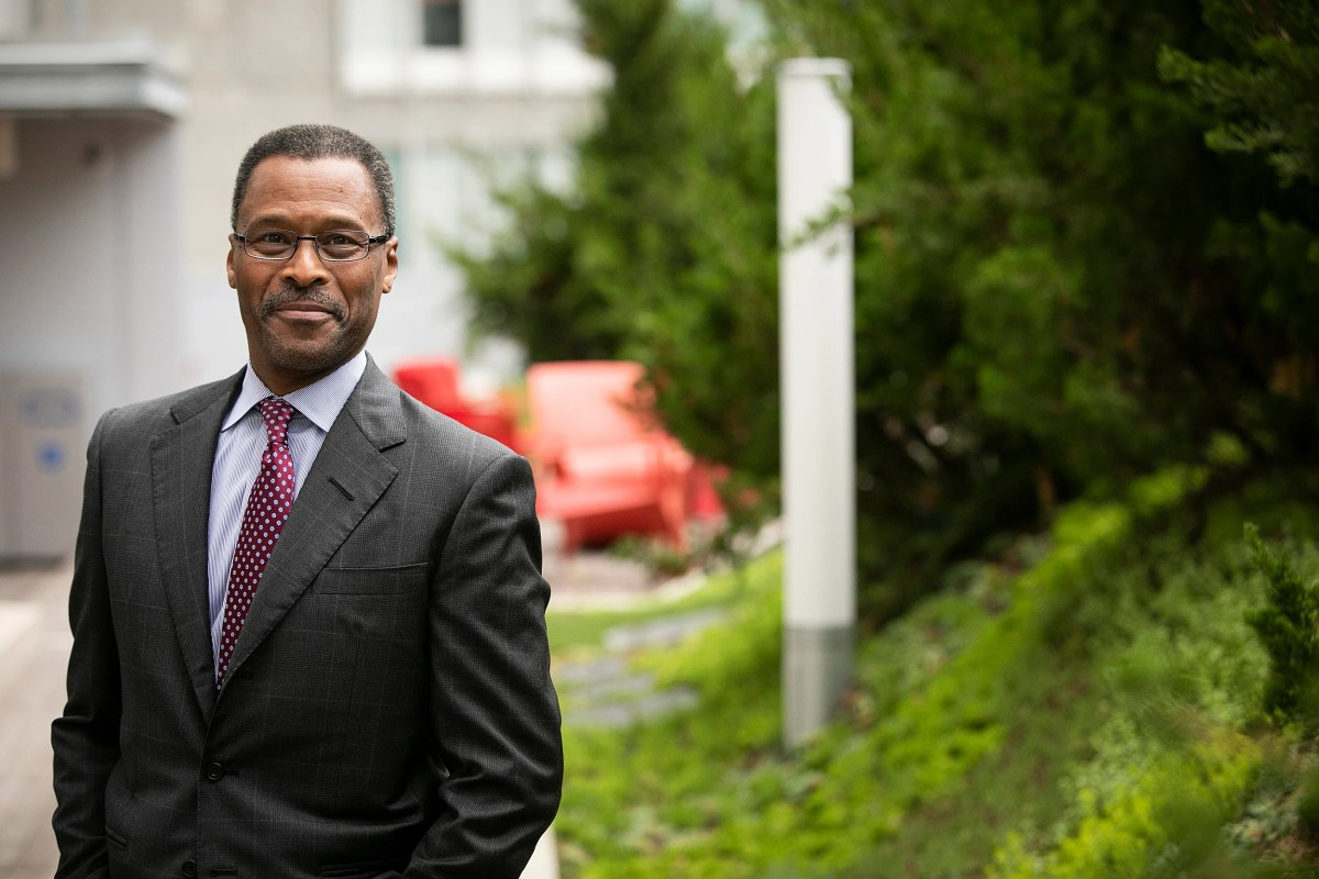 Harvard Overseer John Silvanus Wilson took a leave from the board last spring to serve as senior adviser and strategist to the president and aid in the implementation of the recommendations of the Task Force on Inclusion and Belonging.