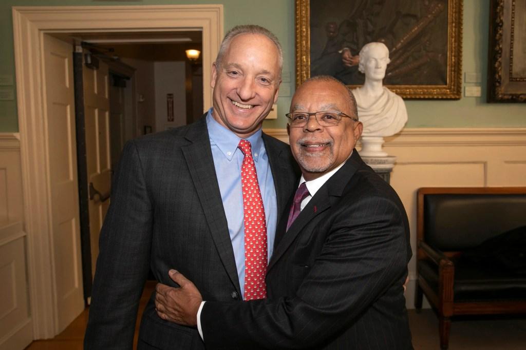 "Michael D. Smith and Henry Louis ""Skip"" Gates Jr."