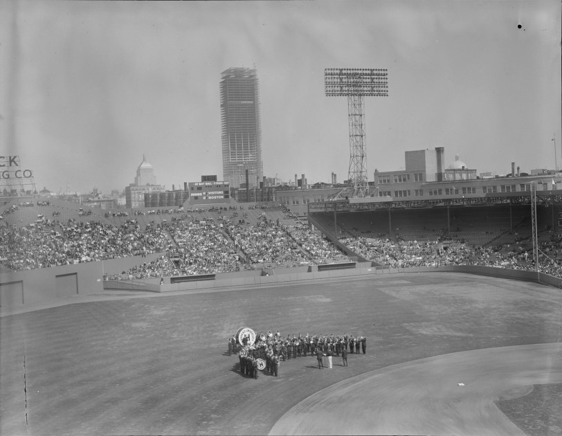 In advance of The Game, a look at Harvard's long history at Fenway