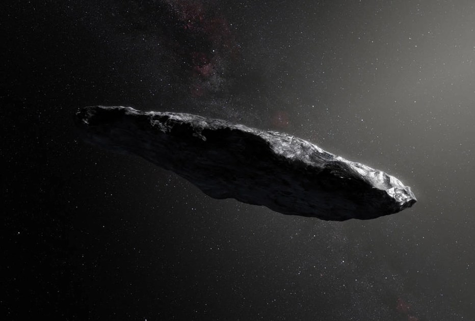 Harvard researchers see alien potential in mysterious object