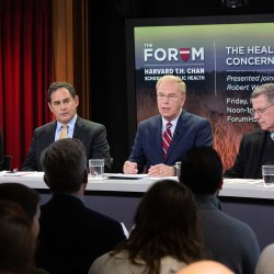 Harvard Chan School panel looks at challenges for rural America