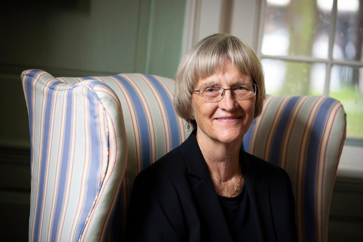 Drew Faust, president emerita and Lincoln Professor of History, has been named a University Professor, Harvard's highest faculty honor.