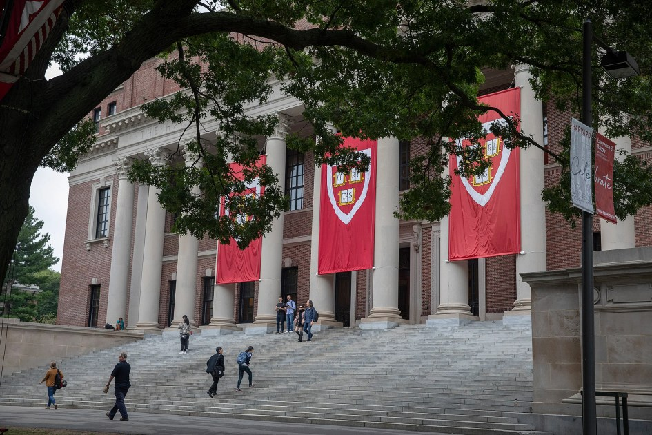 935 admitted early to Harvard College Class of '23