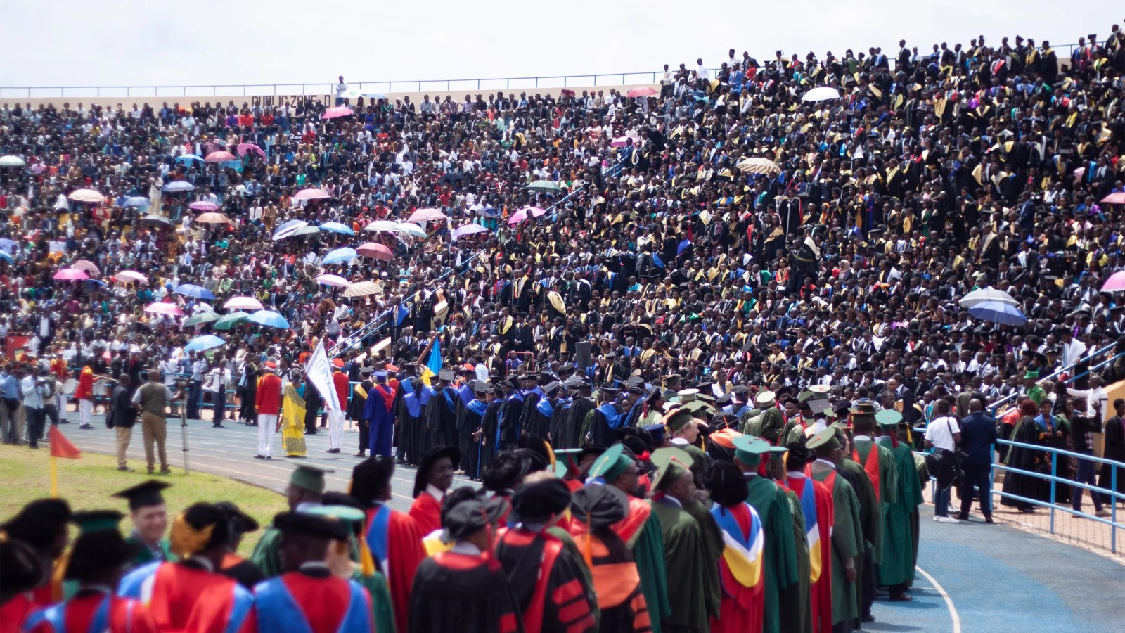 University of Rwanda dental students graduate
