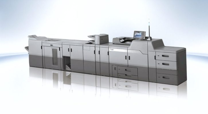 Frisco Printing and Graphics Center doubles productivity with Heidelberg's Versafire CV