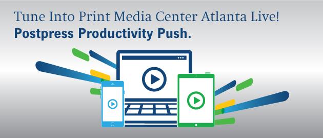 Postpress Productivity Push