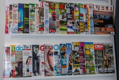 Triangl AG - Specializing in the production of magazines, catalogs, and calendars