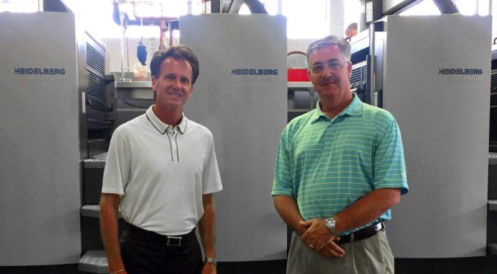 Heidelberg's Speedmaster CD 102 with X-Package cuts job time in half at Brodnax Printing