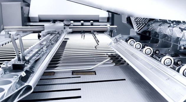 One Folder Per Sheetfed Press - A Revolution In Folding