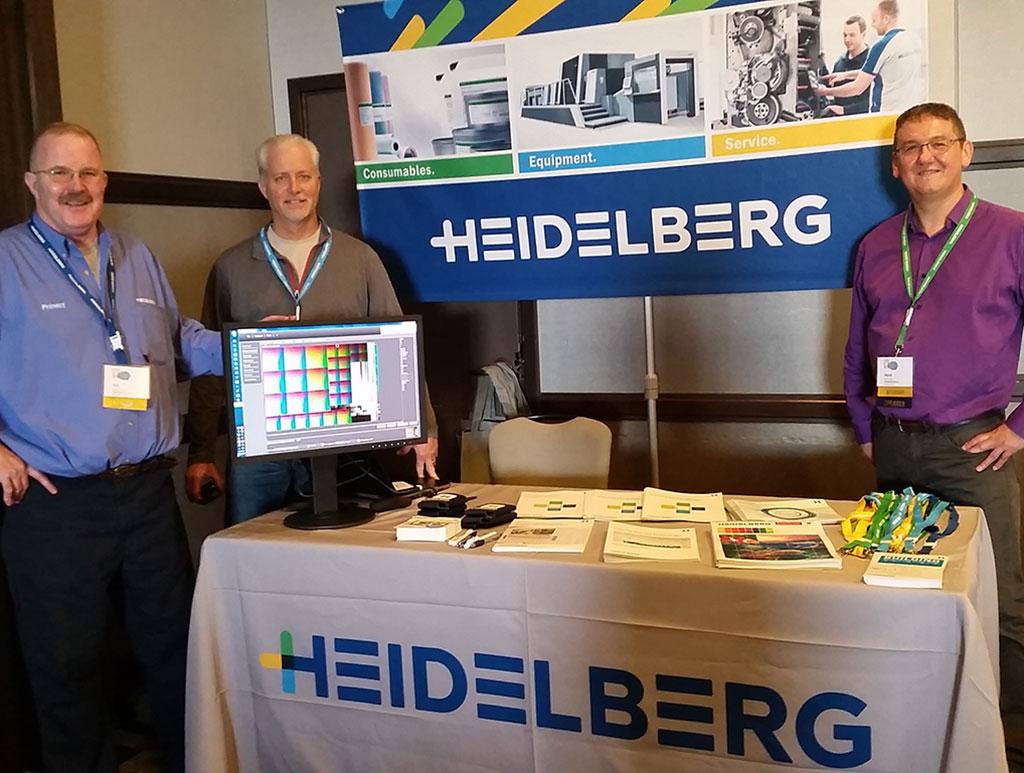 Heidelberg at PIA Color Conference