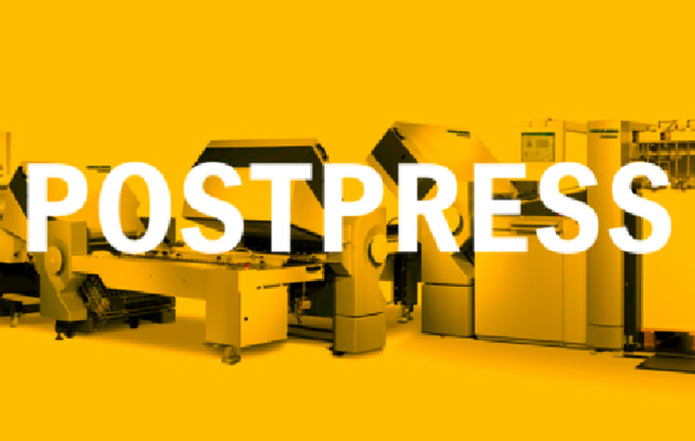 Commercial Postpress