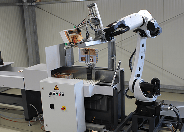 Stahlfolder P-Stacker – The Future is Here for Autonomous Folding Production