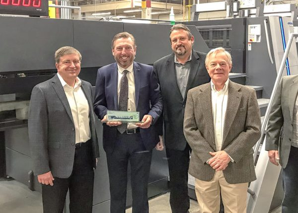 Jostens Selects Heidelberg as Strategic Partner for the Future