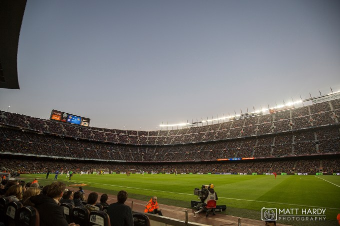 Camp Nou: Home of FC Barcelona