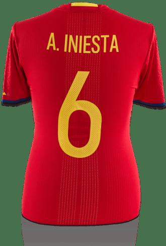 andres-inesta-matchworn-signed-spain-shirt
